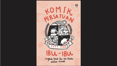 Photo of Komik Persatuan Ibu-Ibu